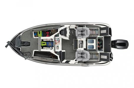 2020 Nitro boat for sale, model of the boat is Z18 W/150L PXS4 & Image # 15 of 39