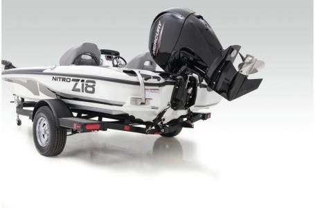 2020 Nitro boat for sale, model of the boat is Z18 W/150L PXS4 & Image # 30 of 39