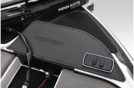 2020 Nitro boat for sale, model of the boat is Z18 W/150L PXS4 & Image # 31 of 39