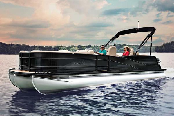 2016 Harris Grand Mariner SL 270