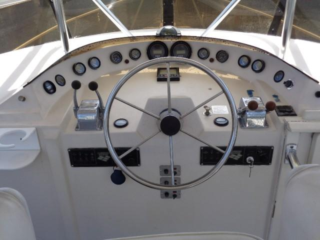 Delta Powerboats Canaveral Custom Delta 36 Express - Photo: #9