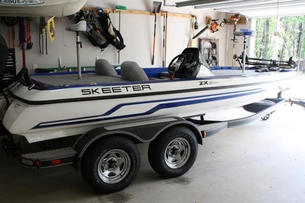 2012 Skeeter Zx 200