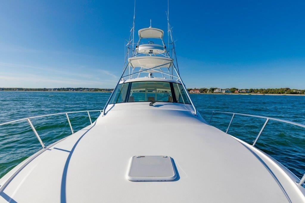 Bow View Aft
