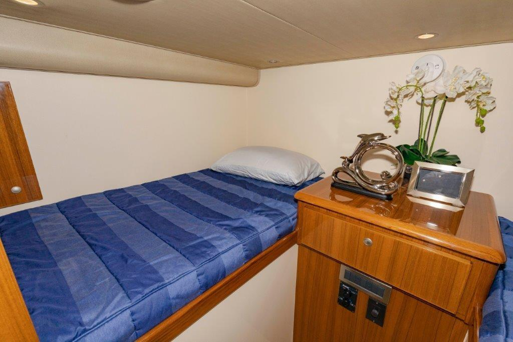 Guest Stateroom Starboard Berth