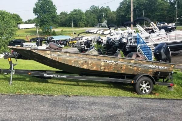 2019 Ranger Boats boat for sale, model of the boat is RT198P & Image # 1 of 23
