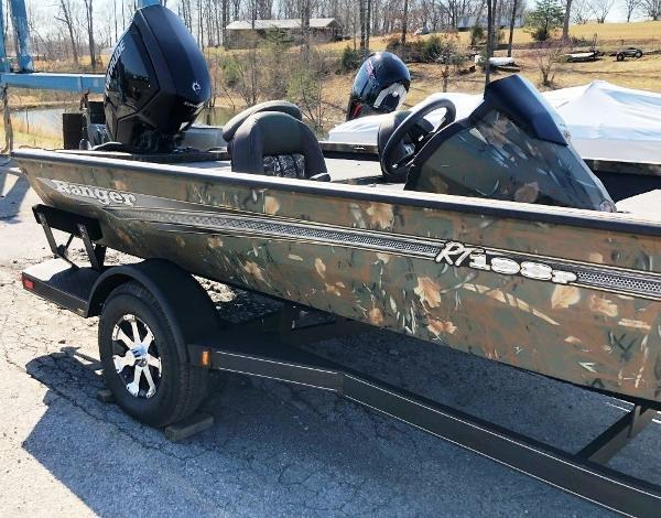 2019 Ranger Boats boat for sale, model of the boat is RT198P & Image # 11 of 23