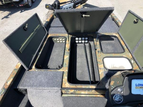 2019 Ranger Boats boat for sale, model of the boat is RT198P & Image # 14 of 23