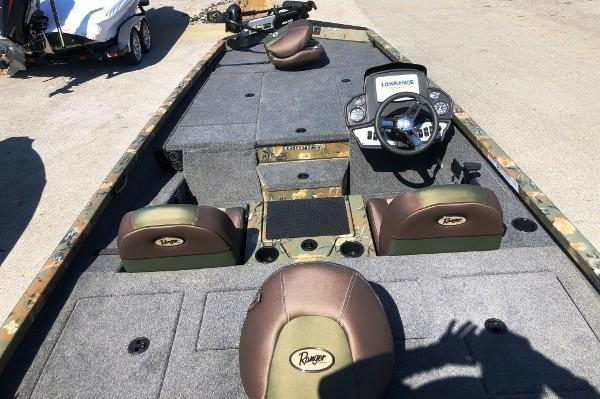 2019 Ranger Boats boat for sale, model of the boat is RT198P & Image # 19 of 23