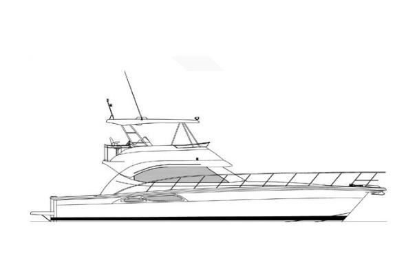 51 Riviera Profile Drawing