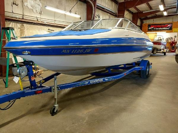 2004 GLASTRON GX 205 for sale