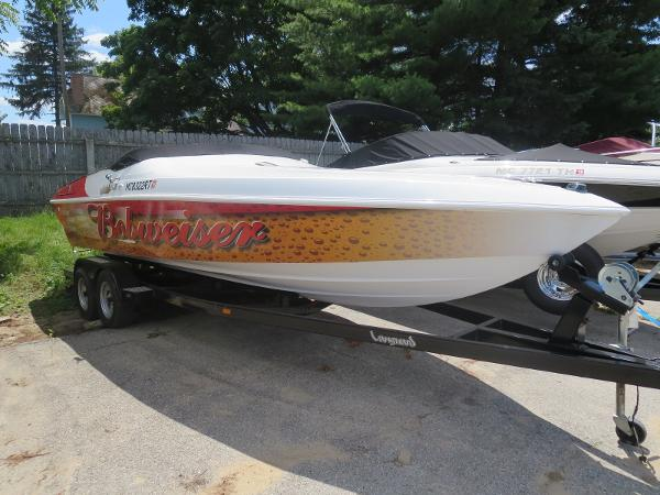 1998 Wellcraft boat for sale, model of the boat is Scarab 22 & Image # 1 of 11