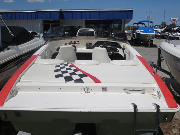 1998 Wellcraft boat for sale, model of the boat is Scarab 22 & Image # 5 of 11
