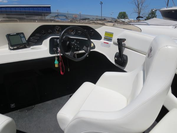 1998 Wellcraft boat for sale, model of the boat is Scarab 22 & Image # 8 of 11