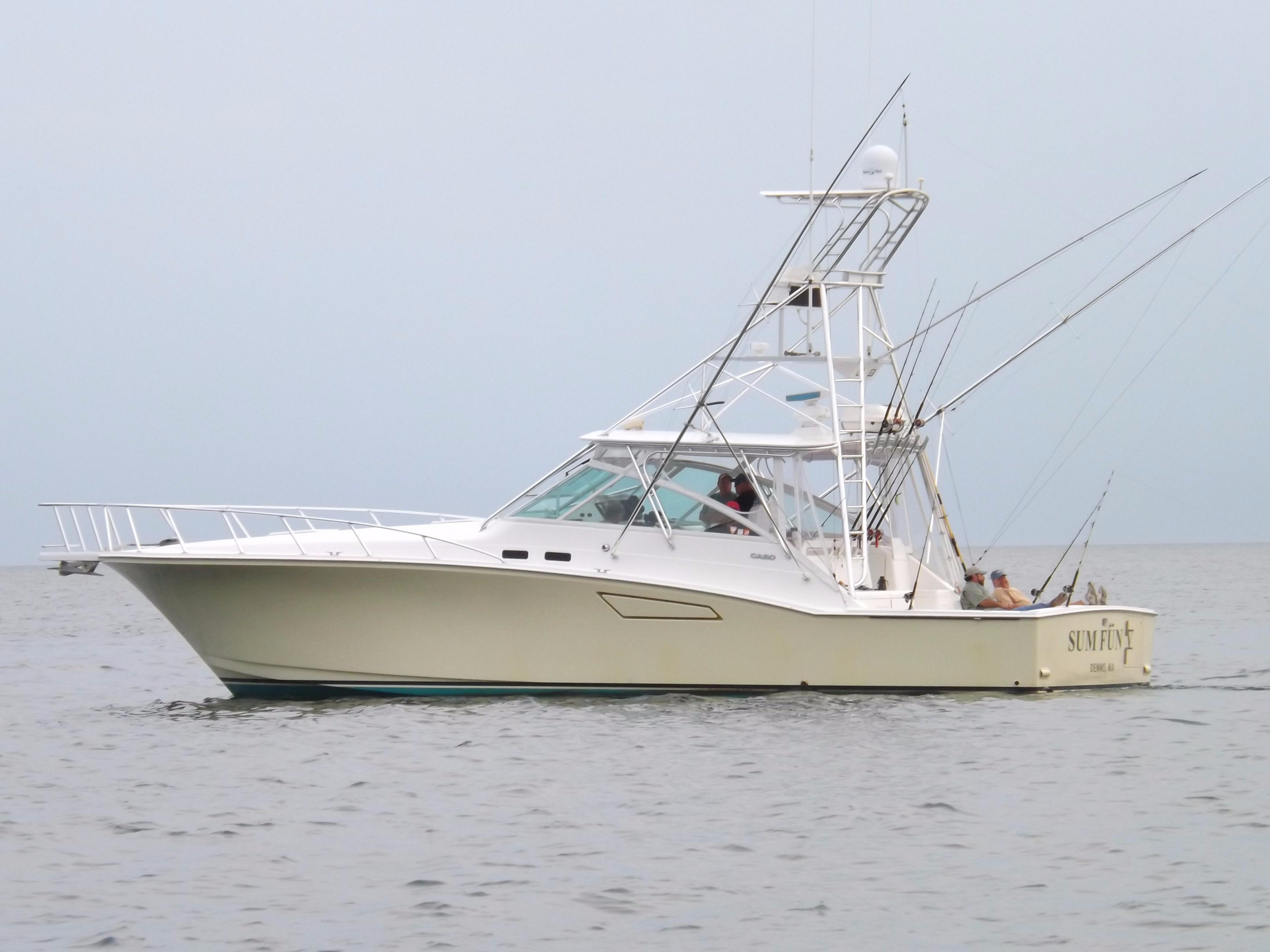 Cabo Yachts45' CABO EXPRESS SF