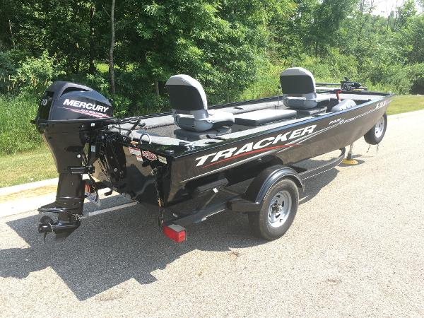 2018 Tracker Boats boat for sale, model of the boat is PF16 & Image # 2 of 9