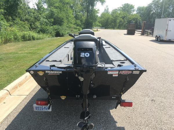 2018 Tracker Boats boat for sale, model of the boat is PF16 & Image # 3 of 9