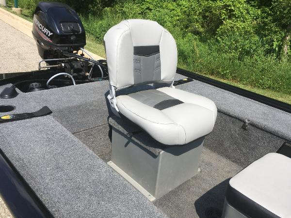 2018 Tracker Boats boat for sale, model of the boat is PF16 & Image # 7 of 9