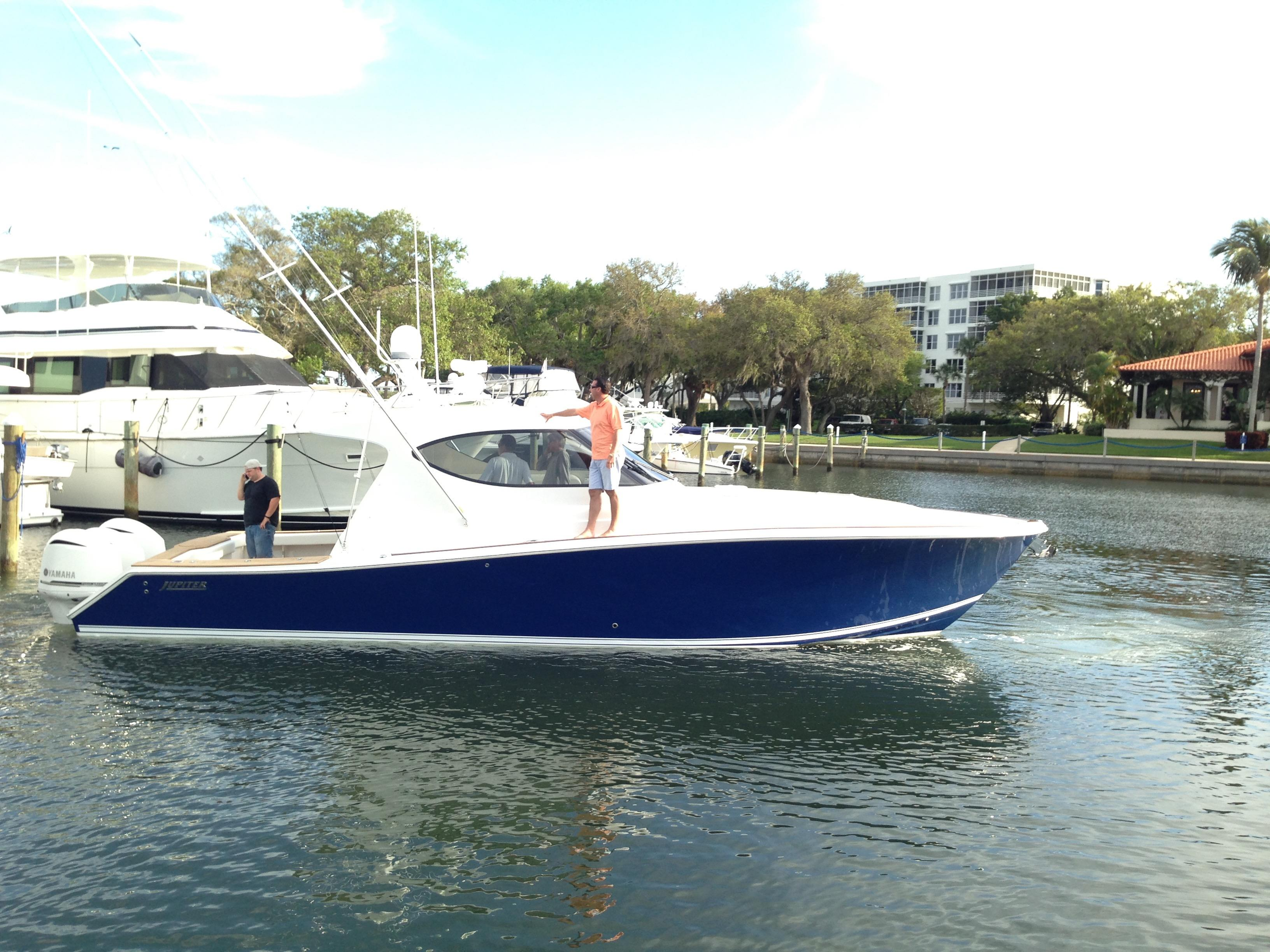 Used Jupiter Yachts For Sale in All localizations MLS