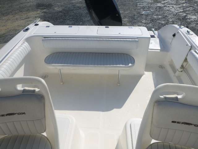 2006 Sea Fox boat for sale, model of the boat is Around 216 & Image # 10 of 11