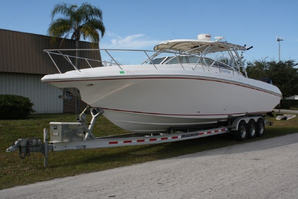 38' Fountain 38 LX Luxury Edition