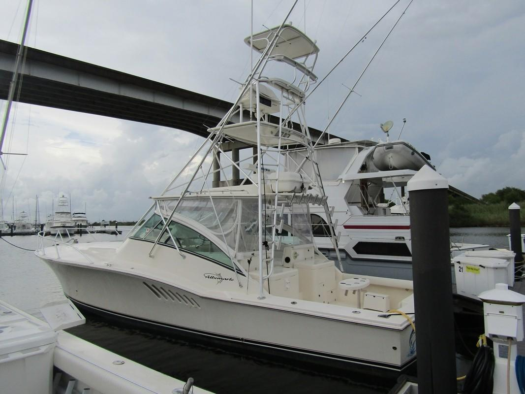 Used Albemarle Boats For Sale | Convertibles Sportfish
