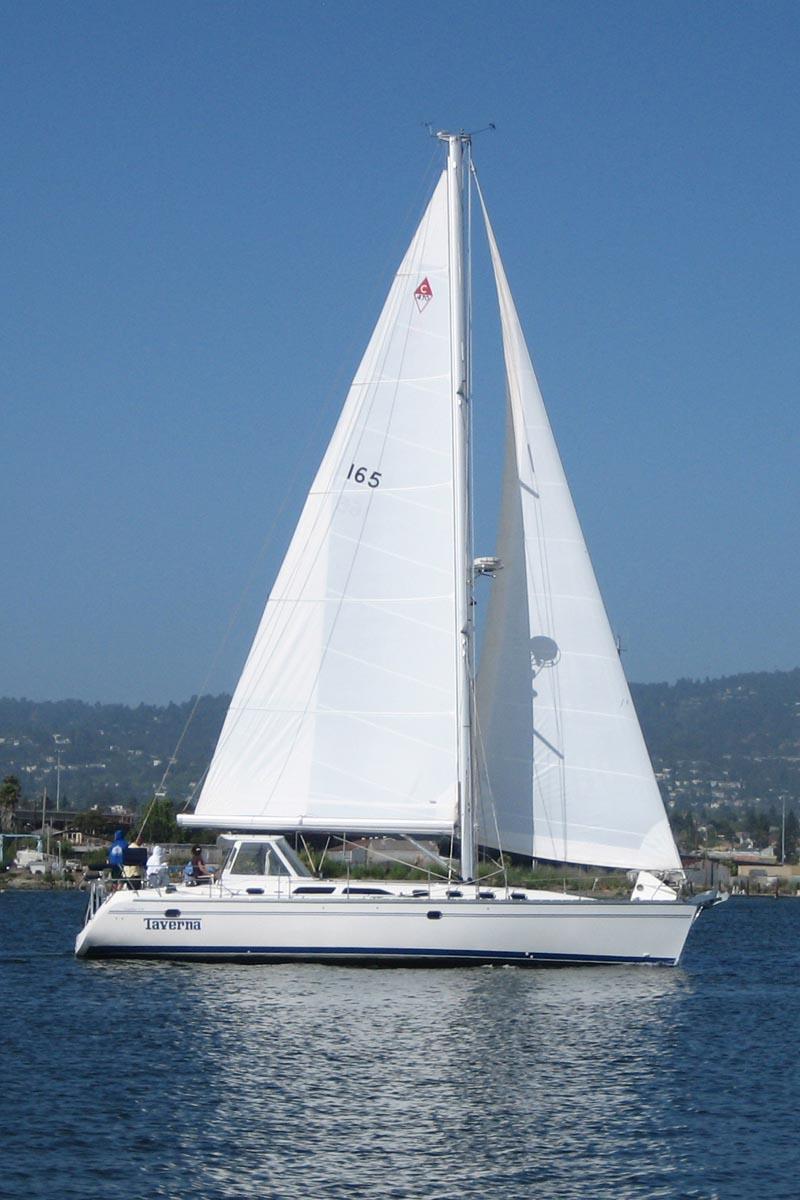 47' Catalina 2009