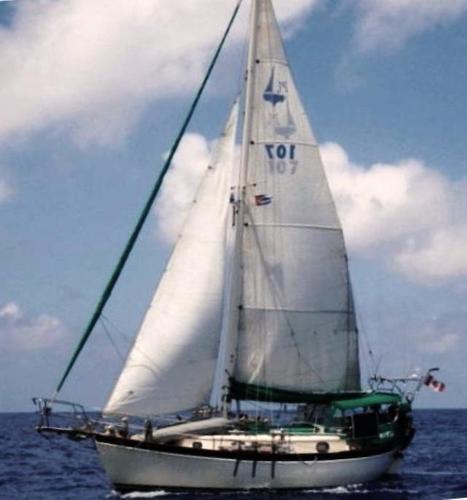 31' Pacific Seacraft 1979 Mariah 31