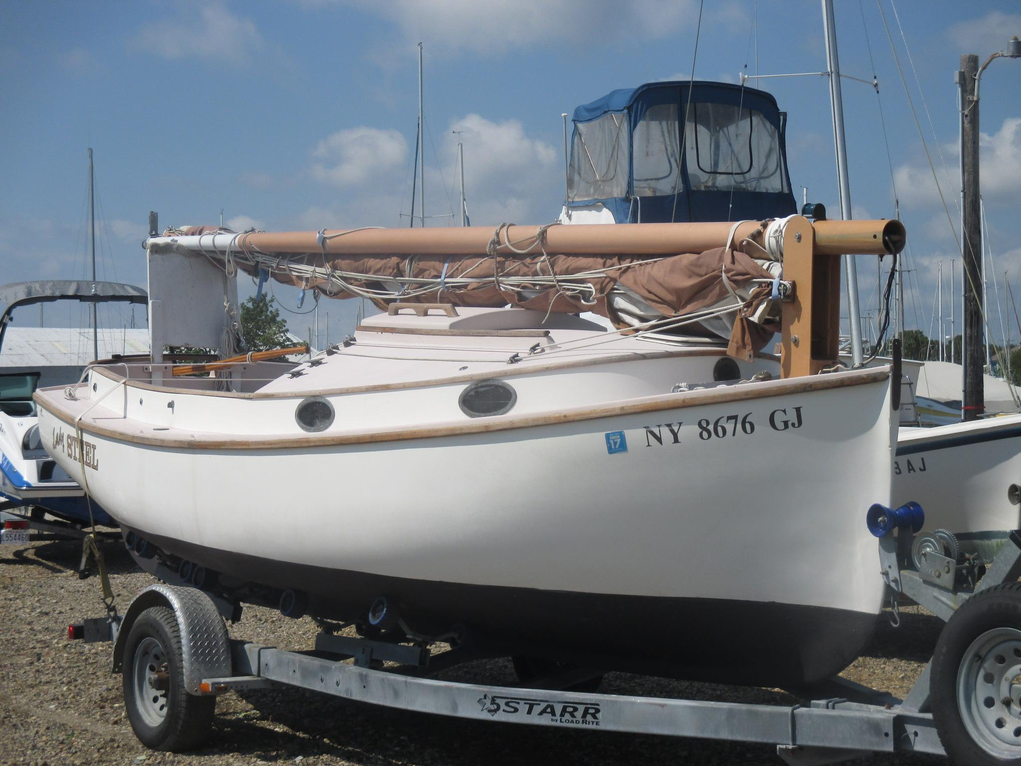 1997 Menger 19 Sandy Hook Yacht Sales