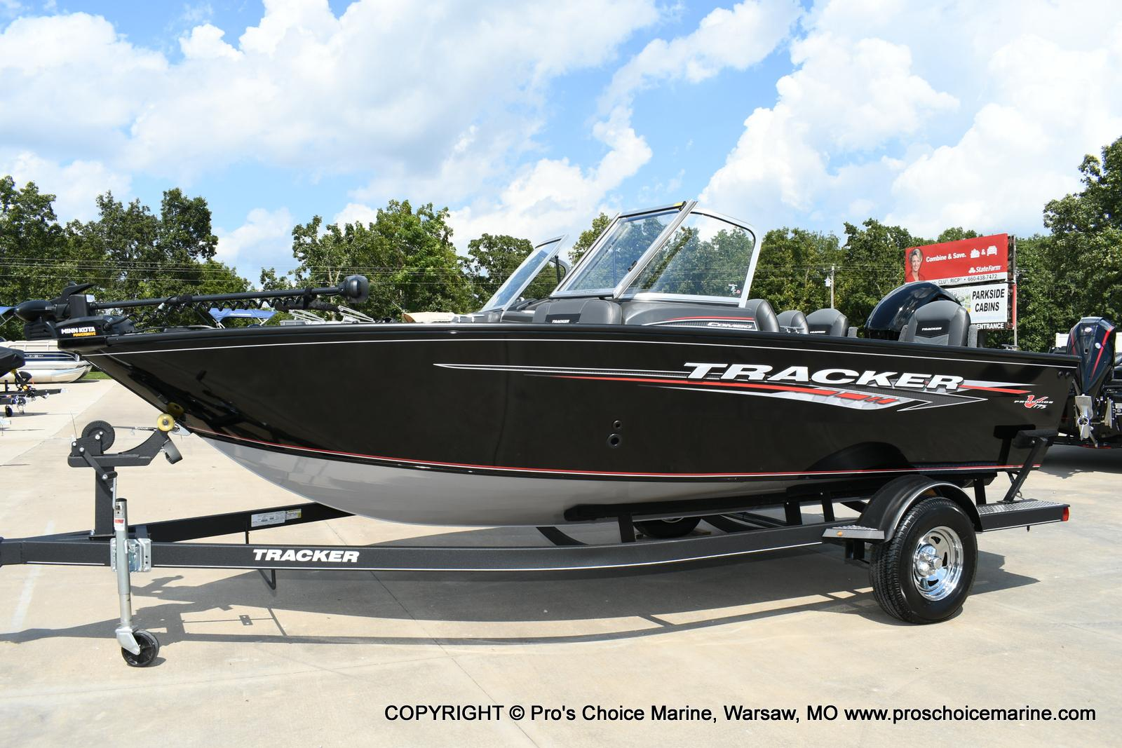 2020 Tracker Boats boat for sale, model of the boat is Pro Guide V-175 Combo & Image # 1 of 50
