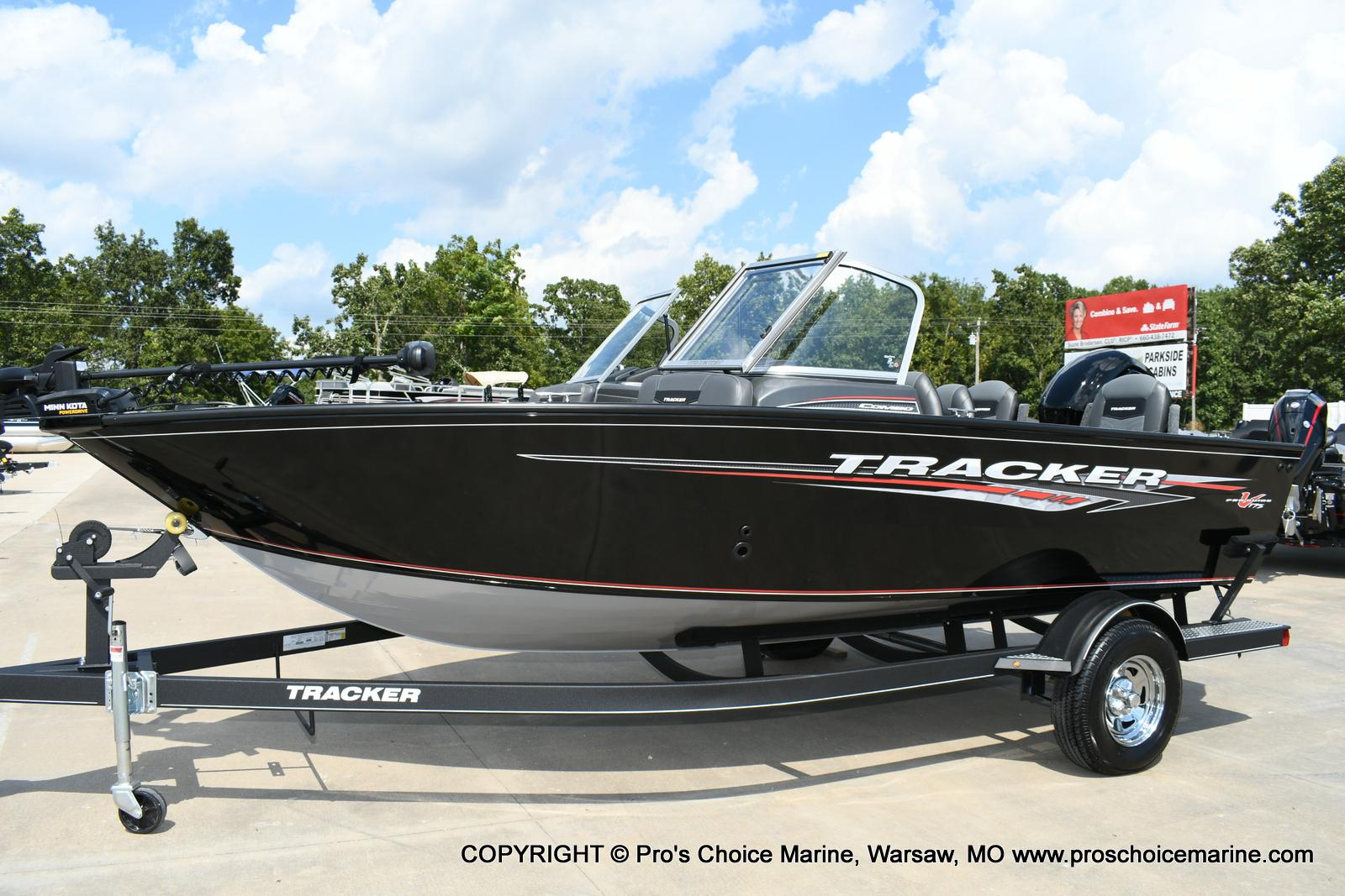 2020 Tracker Boats boat for sale, model of the boat is Pro Guide V-175 Combo & Image # 16 of 50