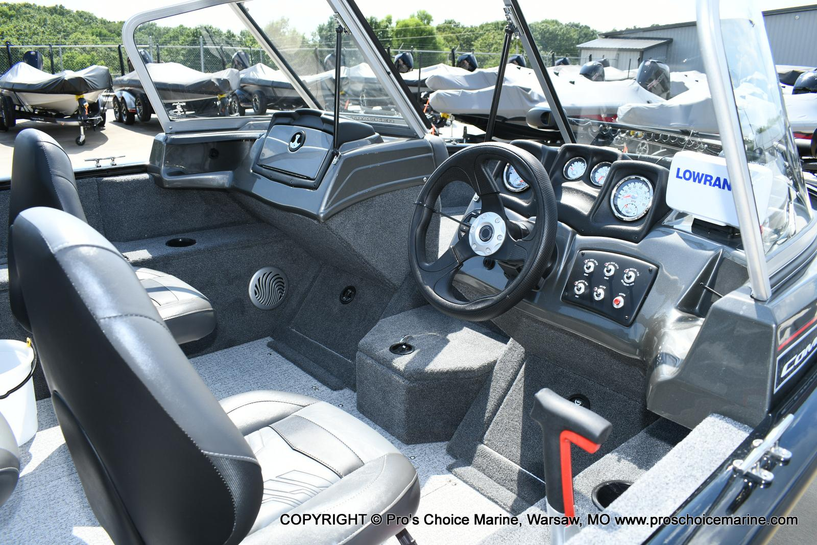 2020 Tracker Boats boat for sale, model of the boat is Pro Guide V-175 Combo & Image # 20 of 50
