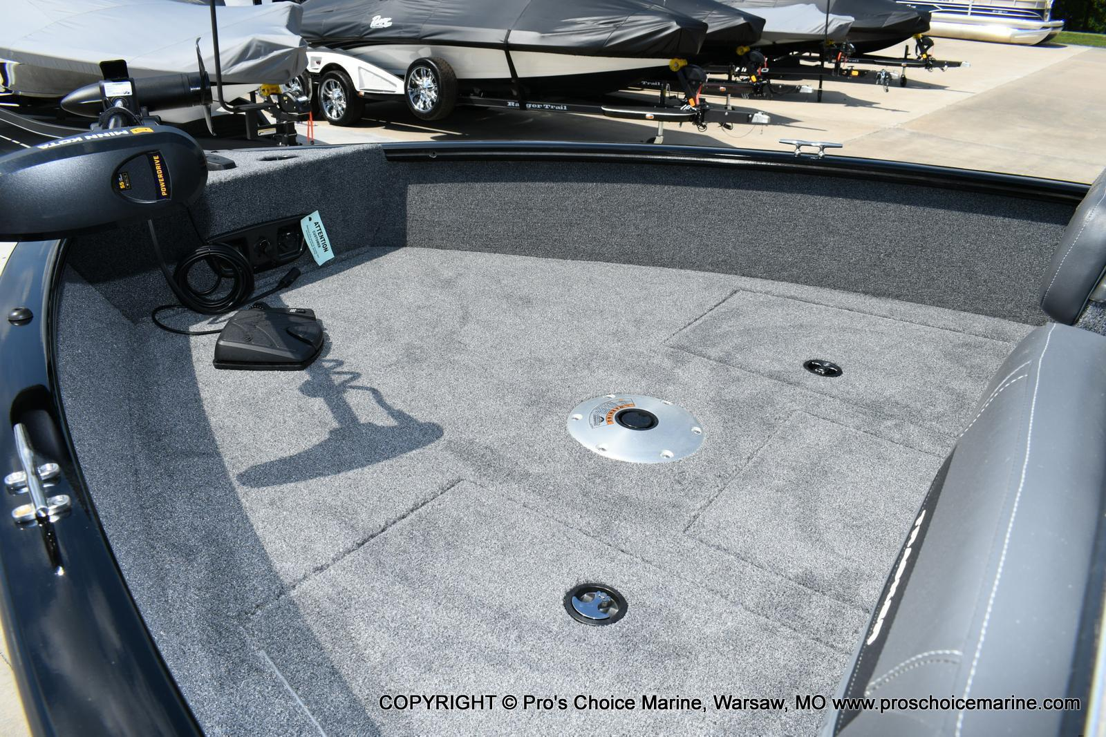 2020 Tracker Boats boat for sale, model of the boat is Pro Guide V-175 Combo & Image # 21 of 50