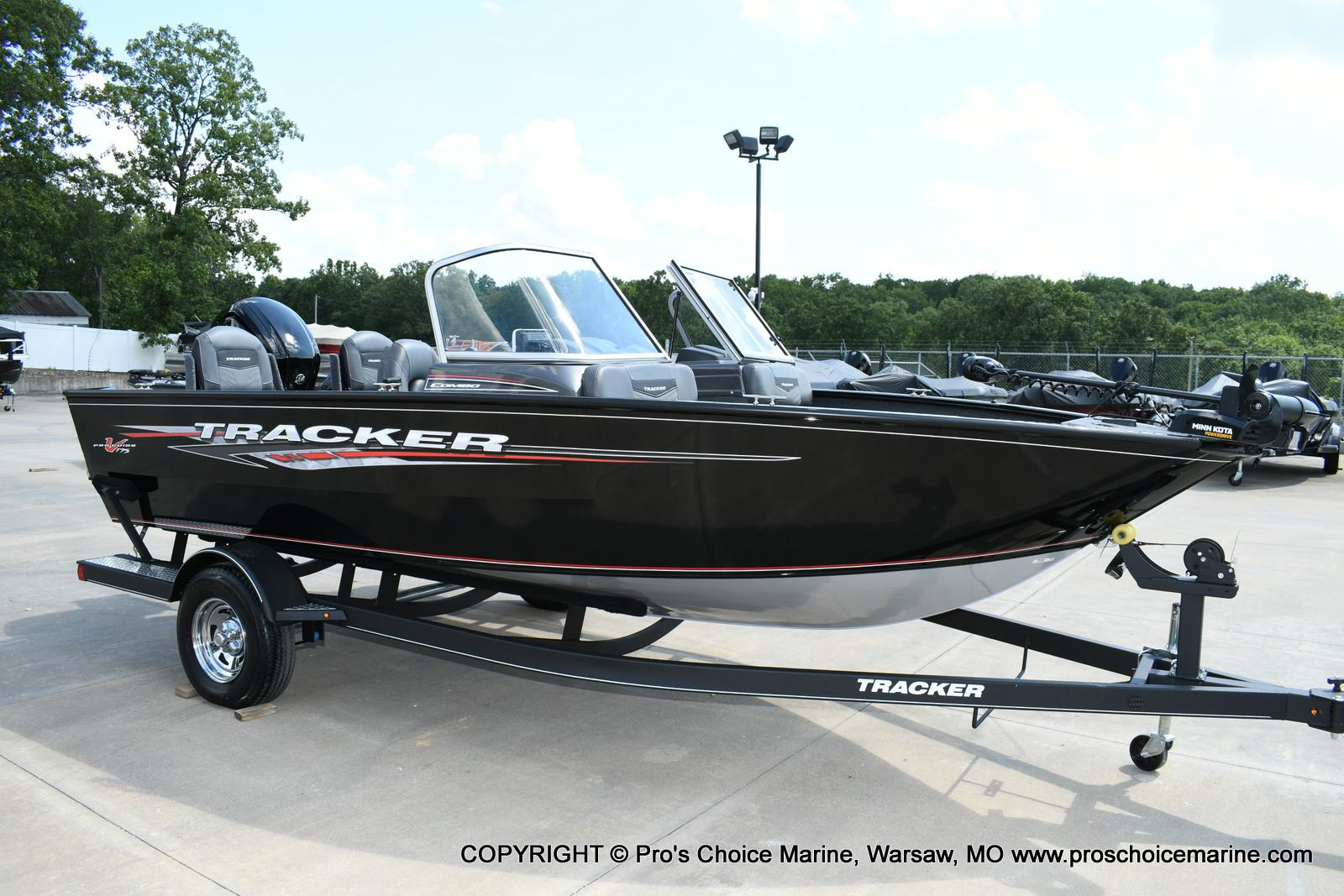 2020 Tracker Boats boat for sale, model of the boat is Pro Guide V-175 Combo & Image # 28 of 50