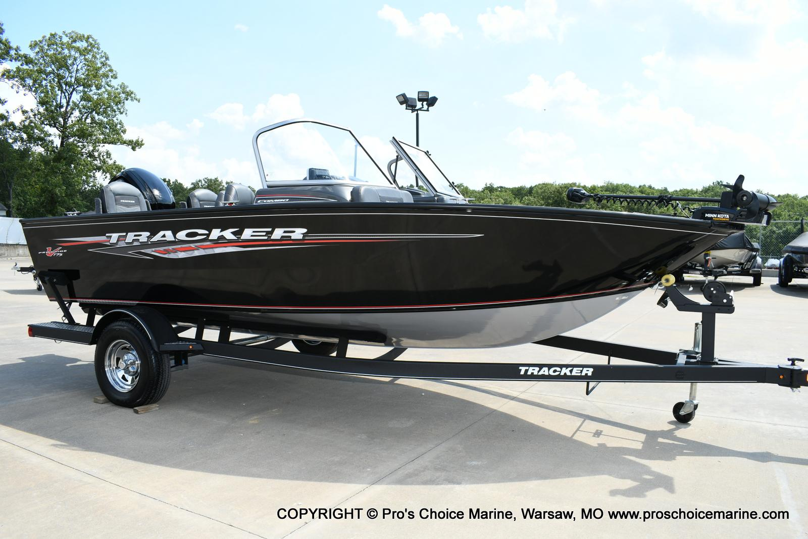2020 Tracker Boats boat for sale, model of the boat is Pro Guide V-175 Combo & Image # 29 of 50