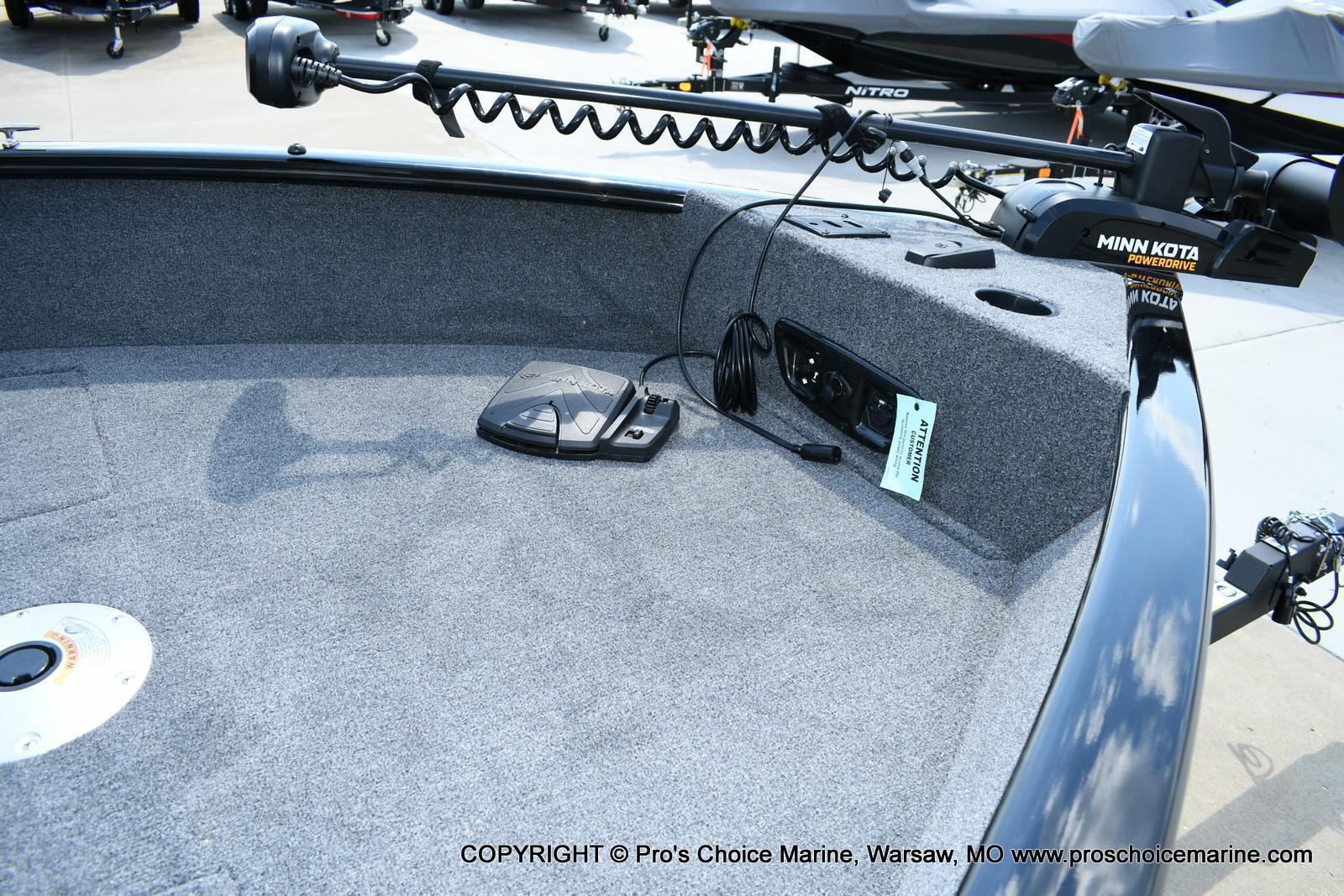 2020 Tracker Boats boat for sale, model of the boat is Pro Guide V-175 Combo & Image # 30 of 50