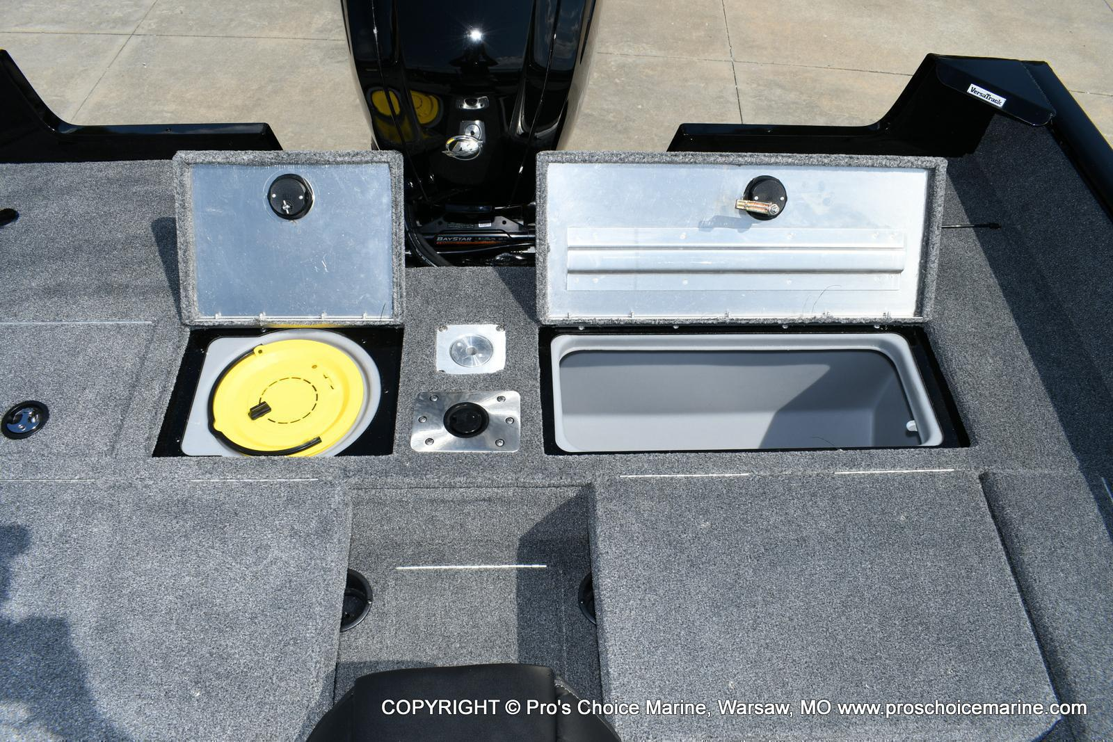 2020 Tracker Boats boat for sale, model of the boat is Pro Guide V-175 Combo & Image # 38 of 50