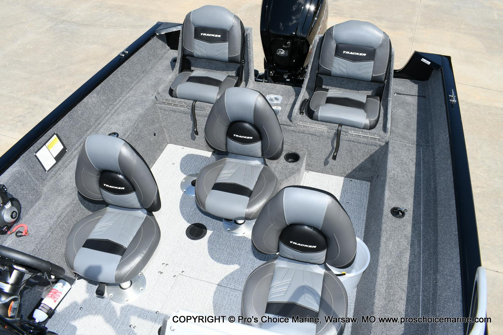 2020 Tracker Boats boat for sale, model of the boat is Pro Guide V-175 Combo & Image # 45 of 50