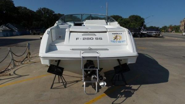 1996 Formula boat for sale, model of the boat is 280 SS & Image # 12 of 21