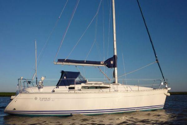Jeanneau Sun Odyssey 32.2 boat for sale