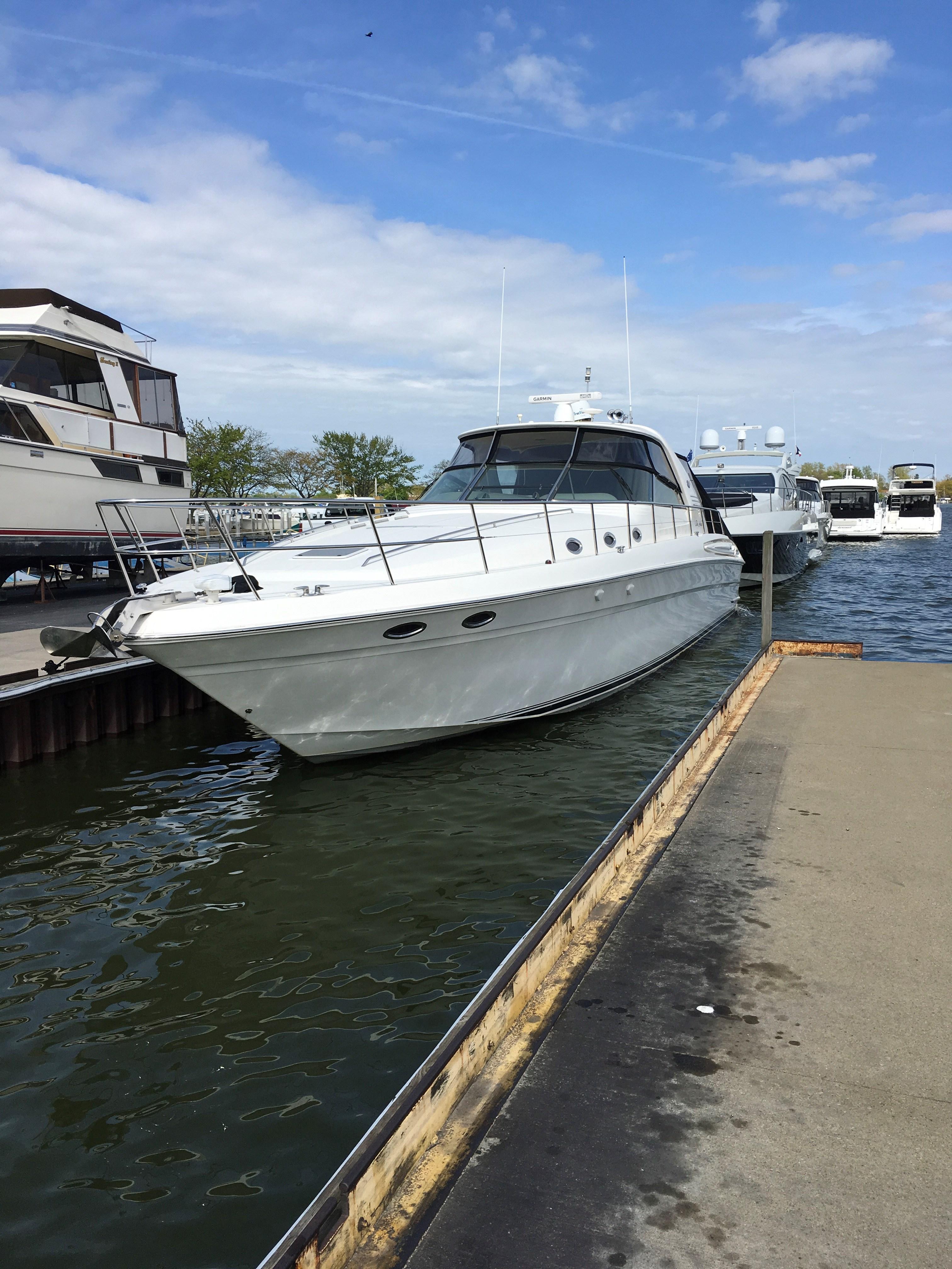 60 ft Sea Ray 60 Sun Sport