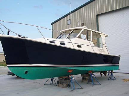 Mainship 355 Pilot Sedan Convertible Boats. Listing Number: M-1045984