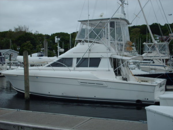 Silverton Convertiblle Convertible Boats. Listing Number: M-945984 41' ...