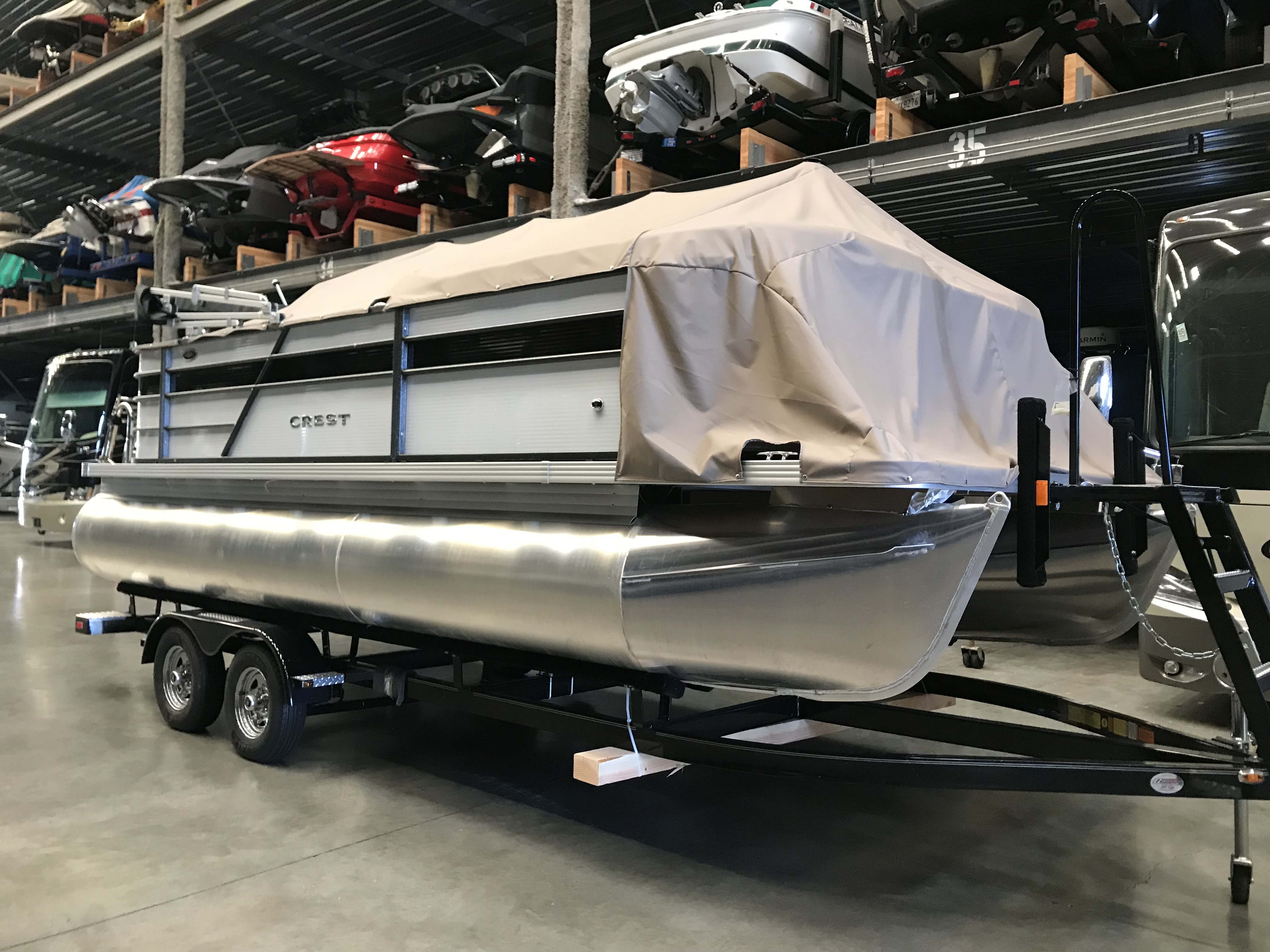 2019 Crest boat for sale, model of the boat is CREST I 200 L & Image # 1 of 480