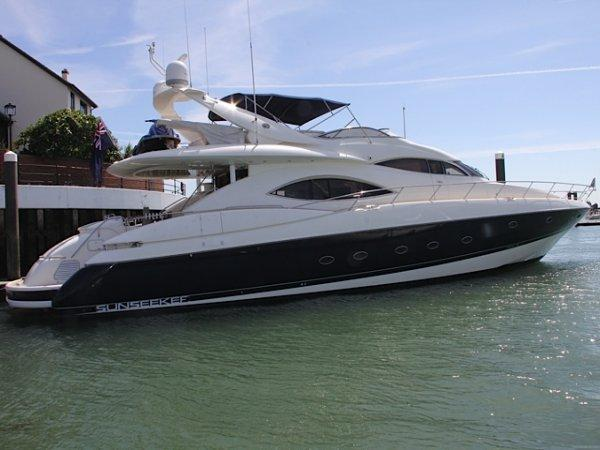 Sunseeker Manhattan 80