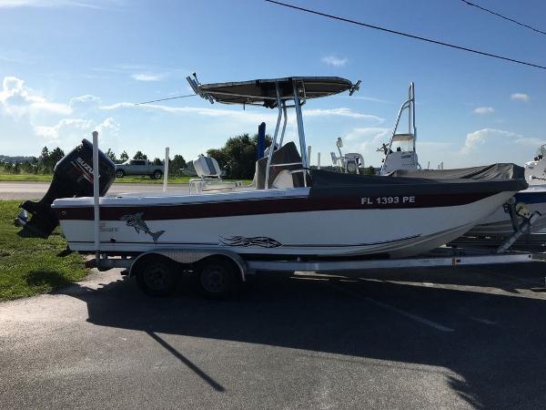 2011 Carolina Skiff boat for sale, model of the boat is 218 Ultra Elite & Image # 1 of 12