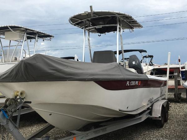 2011 Carolina Skiff boat for sale, model of the boat is 218 Ultra Elite & Image # 3 of 12