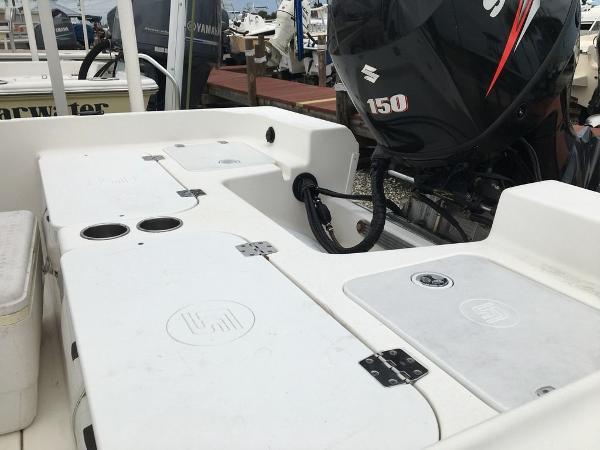 2011 Carolina Skiff boat for sale, model of the boat is 218 Ultra Elite & Image # 4 of 12