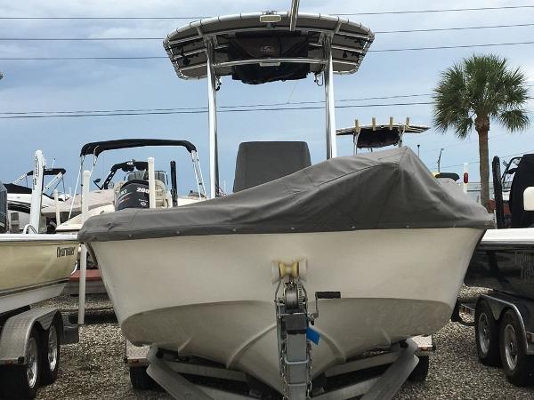 2011 Carolina Skiff boat for sale, model of the boat is 218 Ultra Elite & Image # 6 of 12