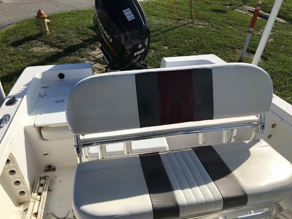 2011 Carolina Skiff boat for sale, model of the boat is 218 Ultra Elite & Image # 9 of 12