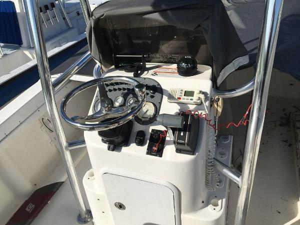 2011 Carolina Skiff boat for sale, model of the boat is 218 Ultra Elite & Image # 10 of 12